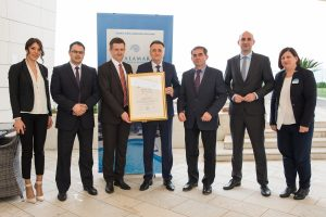 Hotelu Valamar Lacroma Dubrovnik uručen certifikat halal kvalitete