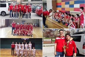 KK DUBROVNIK Kadeti drugi, dječaci šesti na turniru u Sarajevu!