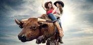 Jeste li se ikad nadali da ćete zajahati mehaničkog bika?