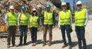 Predstavnici splitskog vodovoda obišli gradilište budućeg pročistača pitke vode