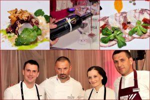 FESTIWINE Fuzija vrhunske hrane i pobjedničkih vina na gala večeri