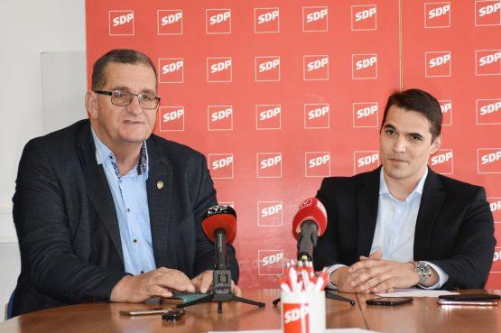 KOALICIJA SDP i HSS 'ruku pod ruku' na kotarske izbore