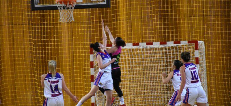 FOTO/PRVENSTVO HRVATSKE Košarkašice Raguse poražene i u drugoj utakmici polufinala