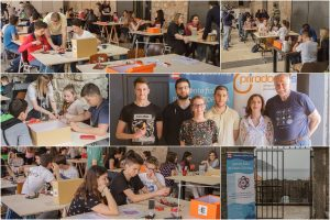 USPJEŠNE RADIONICE Čak 1500 učenika upoznalo se s 'Ljepotom fizike'!
