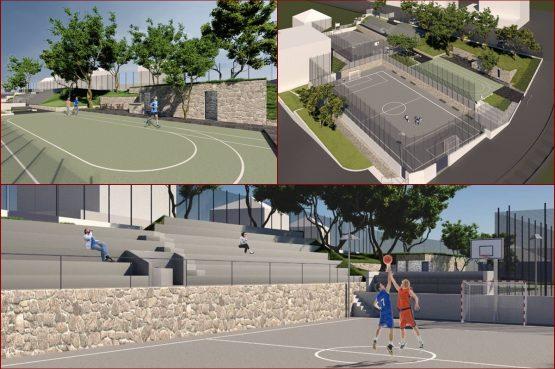 Gružani će uskoro dobiti kvalitetan prostor za igru, sport i rekreaciju