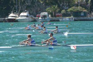 FOTO/3. REGATA KUPA DALMACIJE Veslački klub Neptun zauzeo šesto mjesto