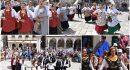 VIDEO/FOTO Slavonci zdušno zapjevali i zaplesali pred Svetim Vlahom