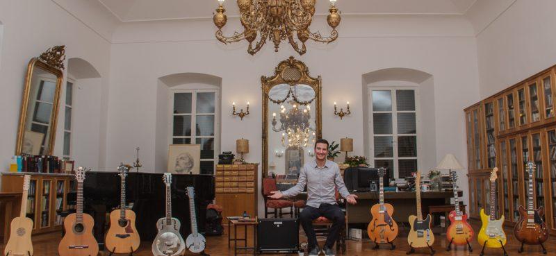 FOTOGALERIJA Ovo je priča o gitari Marka Matijevića