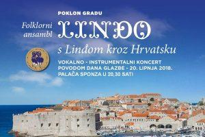 S LINĐOM KROZ HRVATSKU Besplatan koncert za građane