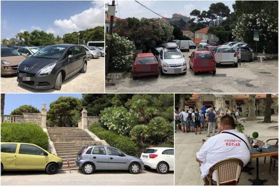 'Dok redari ispijaju kavicu na Pilama, prometni kaos je u gradu'