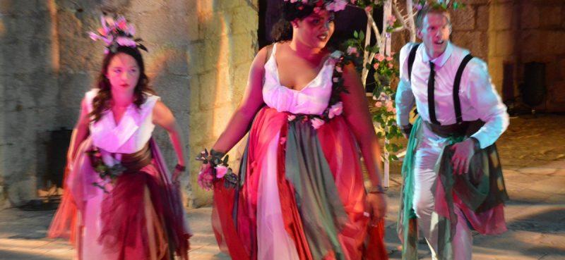 MIDSUMMER SCENE Otkazuje se večerašnja izvedba Sna ivanjske noći na Lovrjencu