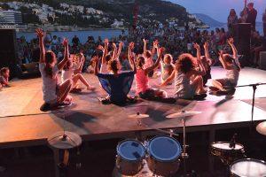 FOTO/VIDEO Festival umjeteonstva najmlađih Porporelaša