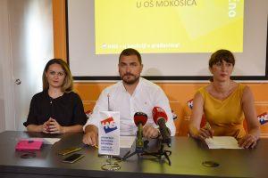 HNS-OVCI FRANKOVIĆU 'Gradonačelniče, politici nije mjesto u školi!'