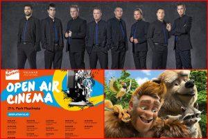LJETO U VALAMARU Ne propustite besplatan koncert klape Cambi i kino projekcije na otvorenom