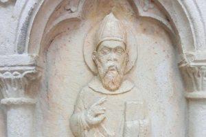 700 GODINA LJEKARNE MALE BRAĆE I u crkvi na Pilama reljef sv. Luke