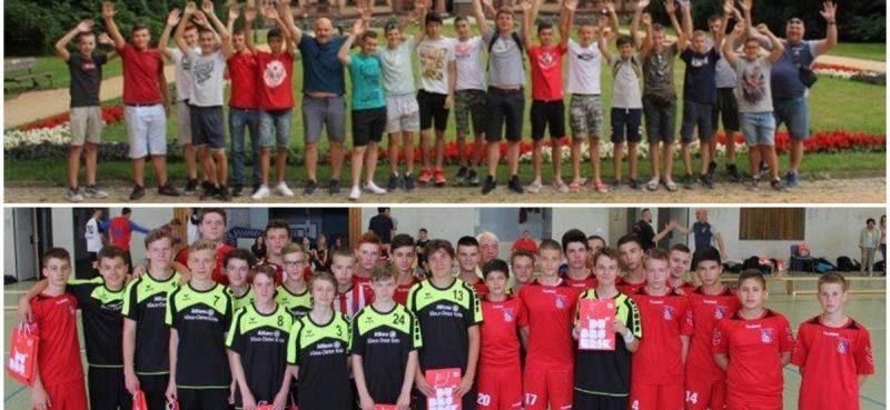 UZVRATNI POSJET Mladi dubrovački rukometaši u Bad Homburgu