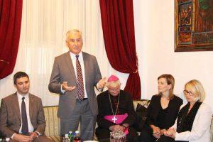 PROSLAVA RAMAZANSKOG BAJRAMA Župan: 'Moramo čuvati uspješan suživot tolerancije i razumijevanja'