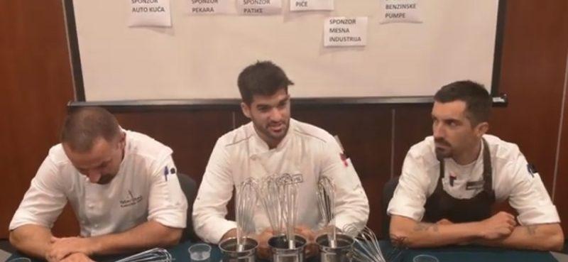 VIDEO/ZAŠTO DALIĆ PRIČA NA HRVATSKOM Skeč kuhara hotela Excelsior koji morate pogledati!