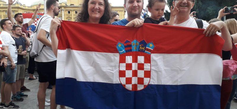 DUGO JE NISMO VIDJELI Poznato lice iz Gradskog vijeća u Zagrebu na dočeku Vatrenih!