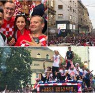 FOTO / CIJELA HRVATSKA U ZAGREBU Neviđen ponos i radost!