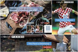 PROMOCIJA NA 11 SVJETSKIH TRŽIŠTA Pogledajte nove ideje Hrvatske turističke zajednice