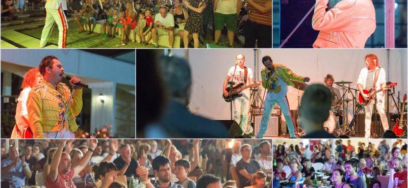 FOTO QUEEN Real Tribute Band oduševio posjetitelje Babinog kuka!