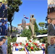 FOTO Policijski službenici obilježili Dan policije i njihovog zaštitnika sv. Mihovila