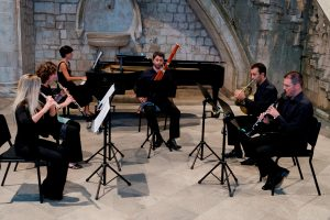U KABOGI Besplatan koncert Dubrovačkog puhačkog kvinteta uz gošću Stefani Grbić