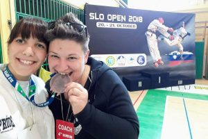 TAEKWON-DO Daria Margeta brončana na međunarodnom turniru u Sloveniji