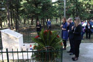 Položeni vijenci u čast poginulim braniteljima na Bosanci