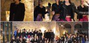 FOTO/ CONVIVO & TENA FILIČIĆ Moda prikazana kroz vješti ples dubrovačkih plesačica