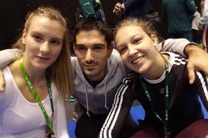 Pratite uživo Europsko prvenstvo i judoke Anđelu Violić i Petrunjelu Pavić