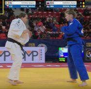 GRAND PRIX Prvakinja Francuske zaustavila Šutalo