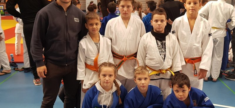 BRAVO, ŽUPLJANI! Paula Palmeta zlatna, četiri judoka okitila se broncom