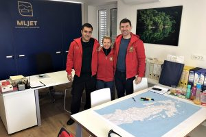 DIGITALIZACIJA ZNANJA Najzeleniji hrvatski otok dobiva 'sigurnu kartu'