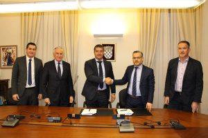 POTPISAN UGOVOR 1,5 milijuna kuna za izradu projekata za rekonstrukciju ceste prema Polačištu