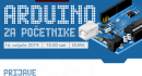 BESPLATNA RADIONICA 'Arduino za početnike' u DURA-i