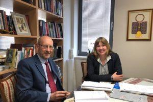 Načelnik Lasić i državna tajnica Klaić o konavoskim projektima financiranim EU sredstvima