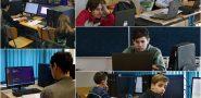 FOTO/ŽUPANIJSKO NATJECANJE Znanje odmjerilo 65 mladih programera i informatičara