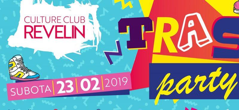 PRVI TRASH PARTY U 2019. Najbolja zabava vraća se u Grad