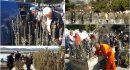 VESELO U OREBIĆU Dubrovački rotarijanci podijelili 1.100 sadnica maslina