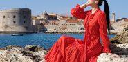 FOTO/INSTAGRAM Prelijepa Kolumbijanka mami uzdahe po Dubrovniku