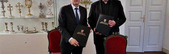 DAROVALA DRŽAVA Dubrovačkoj biskupiji zemljište vrijedno 18 milijuna kuna