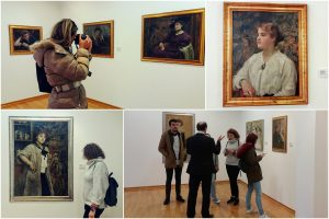 IZ PERA STUDENTICE Portreti obitelji Vlaha Bukovca u Mostaru
