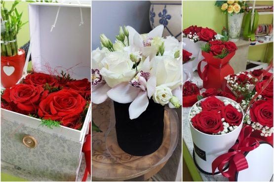 VRTLAR Iznenadite je mirisnim buketom ili popularnim 'Flower boxom'