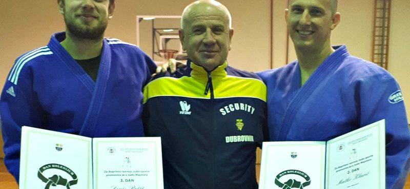 ČESTITAMO Veliko priznanje Judo klubu Konavle Cavtat