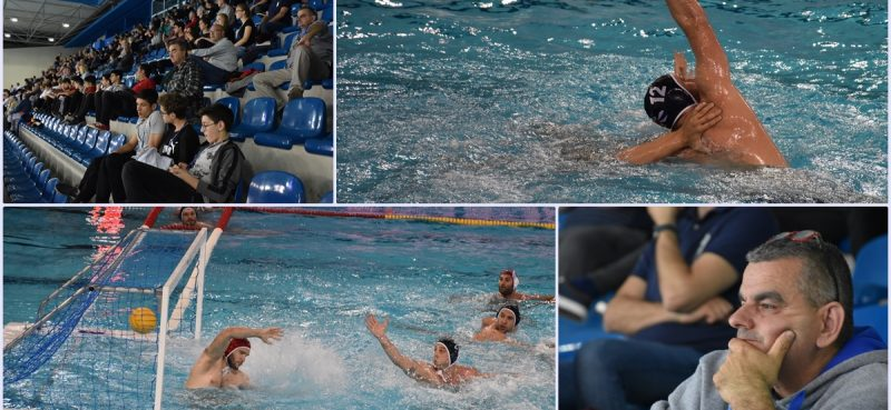 FOTO/LIGA PRVAKA Prvi poraz Juga u domaćem bazenu