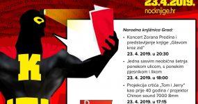 Raznovrstan program 'Noći knjige' u Dubrovačkim knjižnicama