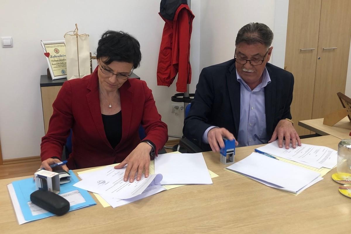 Vrijedan 1 2 Milijuna Kuna Potpisan Ugovor Za Izradu Projekta Nove