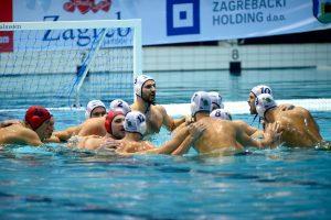 ZAUSTAVILI JUGAŠE Vaterpolisti Mladosti prvi put osvojili Regionalnu ligu
